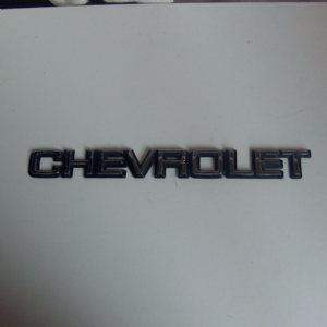 Chevrolet Car badge chunky block design @SOLD@